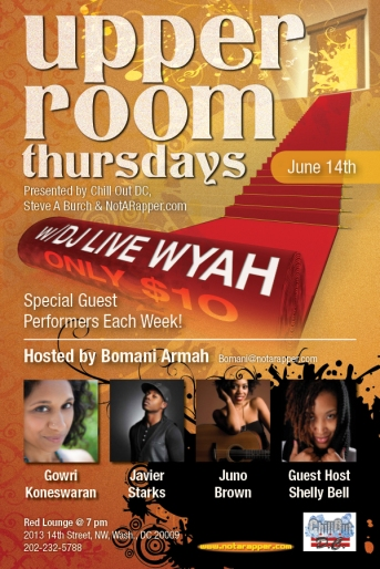 The Upper Room June 10th