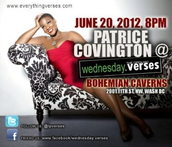 Patrice Covington @ Verses