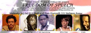 Banner freedom of speech