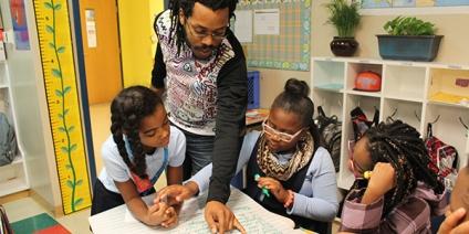 Bomani Scholars K-8 3