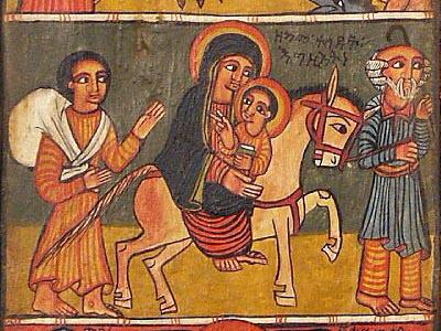 Baby Jesus Would've Needed TPS (Mathew 2:13-23)